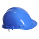 Casque chantier Endurance PP - PW50 - Bleu (06)