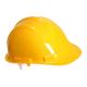 Casque chantier Endurance PP - PW50 - Jaune (04)