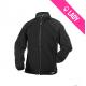 Fleece jacket Women (260g) - PENZA - Noir (01)
