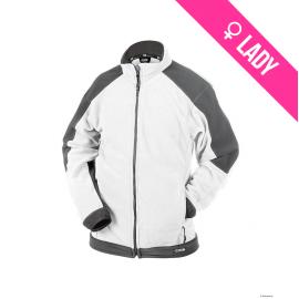 Two-tone fleece jacket KAZAN Women 260g