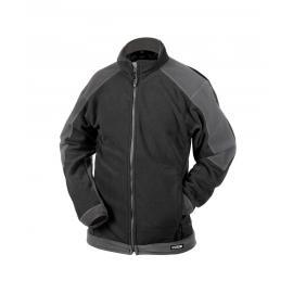 Two-tone fleece jacket (260g) - KAZAN
