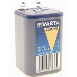 Battery 6V Block Alkaline - 4R25
