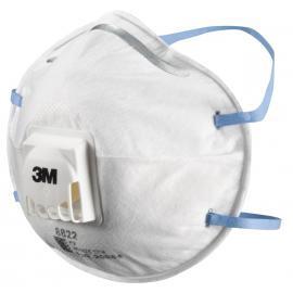 Masque poussières C V P2 NR D - 8822