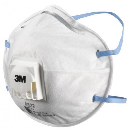 3m masque anti poussiere