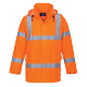 Veste de pluie Lite Traffic HV - S160 - Orange fluo (01)