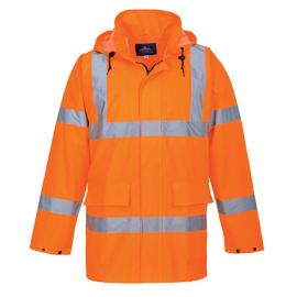 Hi-Vis Lite Traffic jacket - S160