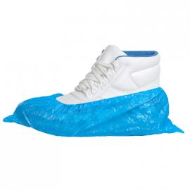 Disposable PE Overshoes (6000 pieces) - D340