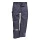 Pantalon Action matelassé - C387 - NOIR (01)