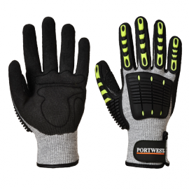 Anti Impact Cut Resistant 5 Glove - A722