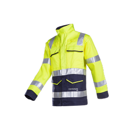 High Visibility jacket with ARC protection - MILLAU