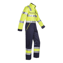 High Visibility coverall with ARC protection - AUTUN