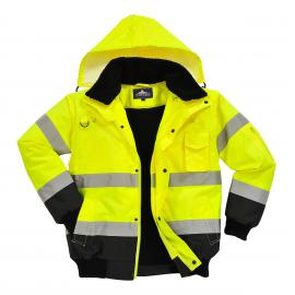 HV bomber jacket - C465