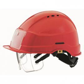 IRIS2 Helmet + Glasses + crémaillère