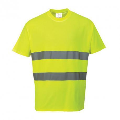 T-Shirt HV Jaune - S172 - PORTWEST