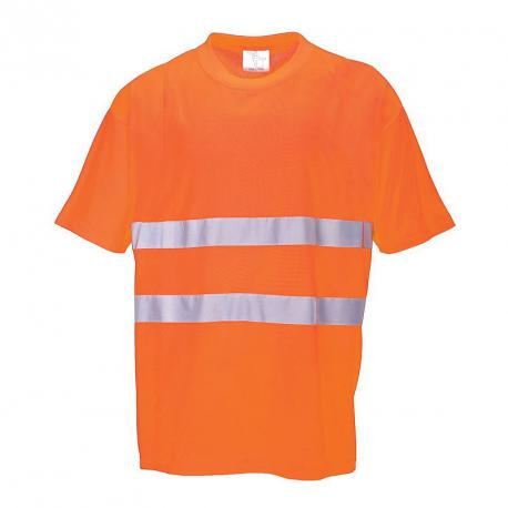 T-Shirt HV Orange - S172 - PORTWEST