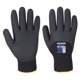 Arctic Winter Glove Black - A146