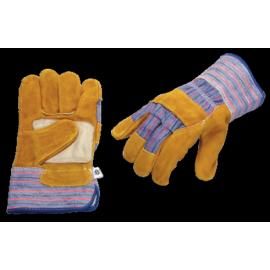 Docker glove cowsplit leather - 1015YR