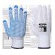Nylon Polka Dot Glove - A110 - PORTWEST