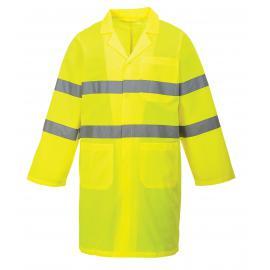 Manteau HI jaune - C052