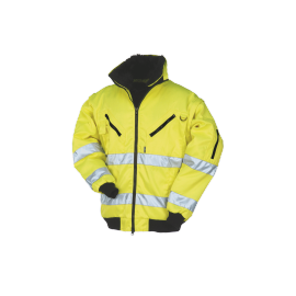 Hi-vis winter bomber jacket - 029A