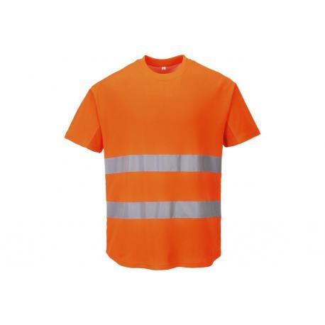 T-Shirt aéré HV - C394