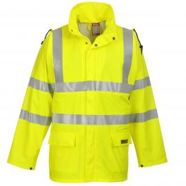 Sealtex Flame Hi-Vis Jacket Yellow - FR41
