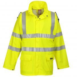 Sealtex Flame High Visibility Jacket Yellow - FR41