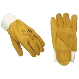 Driver glove made from water repellent - L-7