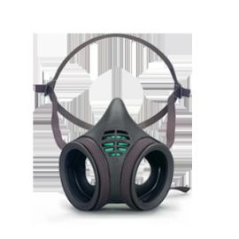 Half Mask - 8000