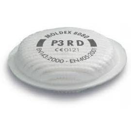 Filtre antipoussière P3 R D - 8080