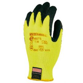 Gants anti coupure multifibres enduction isolante - Taeki 5®