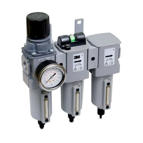 Filtration Unit, Wall Mounted, ACU-03 - 3M
