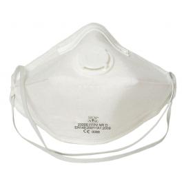 Folding mask with valve FFP2 - 23205