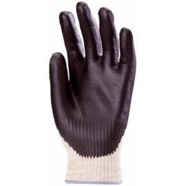 Eurosafe gloves + black nitrile Kevlar - 6990