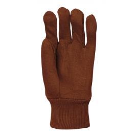 Gants cousu coton jersey gratté lourd - 4185