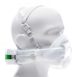 CleanSpace 3 Head Harness For Half Mask (non-fabric) - CS3008