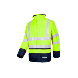 Flame retardant HV, anti-static rain bomber jacket - Waddington
