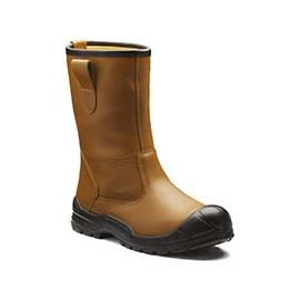 Super Safety Lined Boots S3 - Rigger