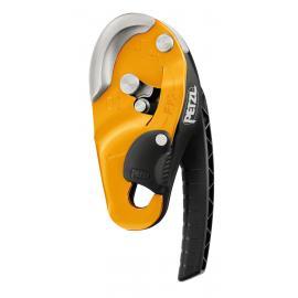 Compact self-braking descender - RIG®
