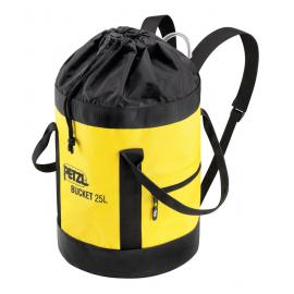 Pack BUCKET 25 L Yellow/black
