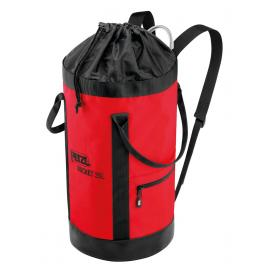 Pack BUCKET 35 L Red/black