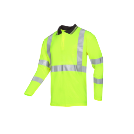 High Visibility Polo shirt with ARC protection - ELGIN