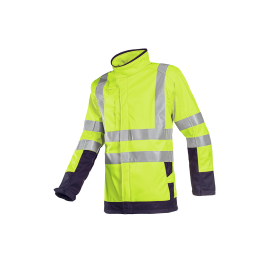 Softshell High Visibility with ARC protection -  PLAYFORD