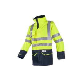 Jacket High Visibility with ARC protection (Cl 1) -  NASH