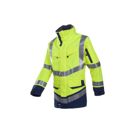 HV rain jacket - WINDSOR