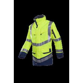 HV rain jacket - WINDSOR