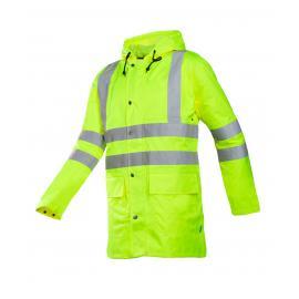 Hi-vis rain jacket -  MONORAY