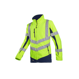 Hi-vis fleece jacket - SENIC