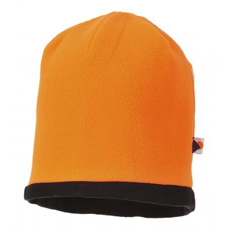 Snickers 9015 Orange Reversible Beanie