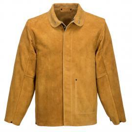 Leather Welding Jacket - SW34